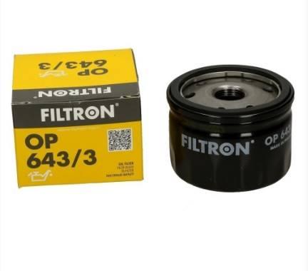 Filtr oleju OP 643/3