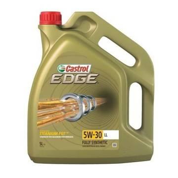 Olej CASTROL EDGE TITANIUM FST LL 5W30 5L