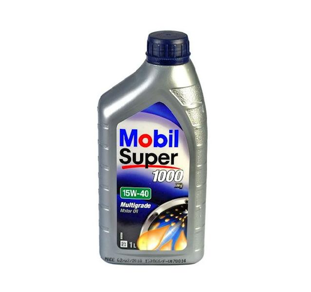 Olej MOBIL SUPER 1000 X1 15/40 1L