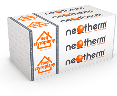 STYROPIAN NEODACH/PODŁOGA SUPER EPS 80 038 (2,4t/m2)