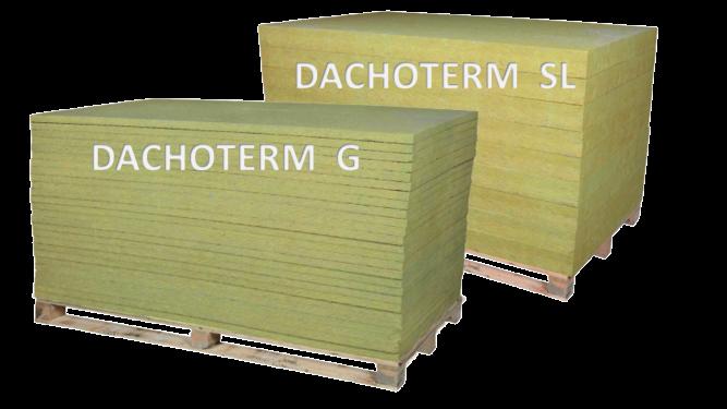 SREBRNY DACH ISOVER Dachoterm G 39 + Dachoterm SL 37