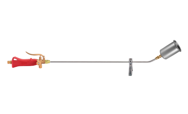 PALNIK DEKARSKI KOMA PLUS KP ∅60mm TYTANOWY L-500 (bez węża i reduktora)