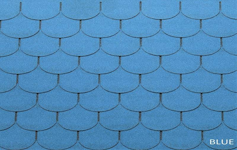 GONT BITUMICZNY TEGOLA PREMIUM TRADITIONAL BLUE gr.3,1mm (3,05m2/op.)