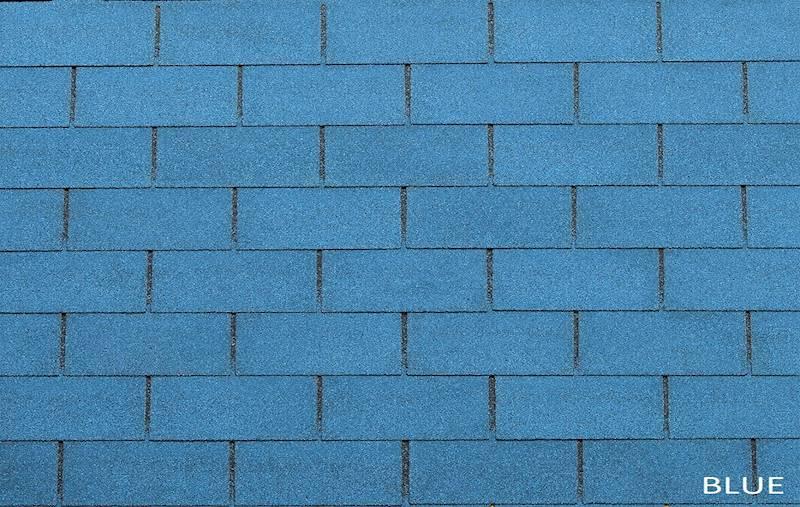 GONT BITUMICZNY TEGOLA PREMIUM RECTANGULAR BLUE gr.3,1mm (3,05m2/op.)