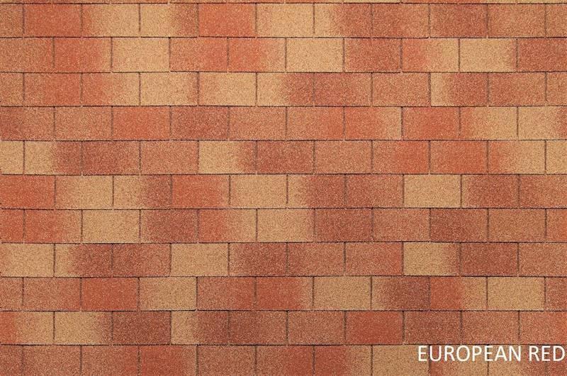 GONT BITUMICZNY TEGOLA EU PS PREMIUM STANDARD EUROPEAN RED gr.3,0mm (3,05m2/op.)