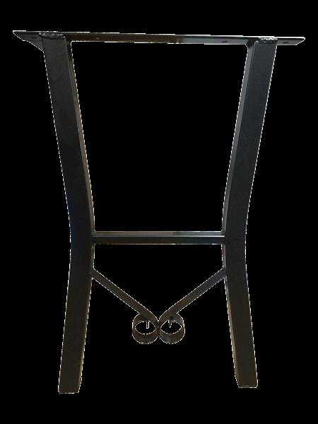 Stelaż stołu parkowego z profilu
