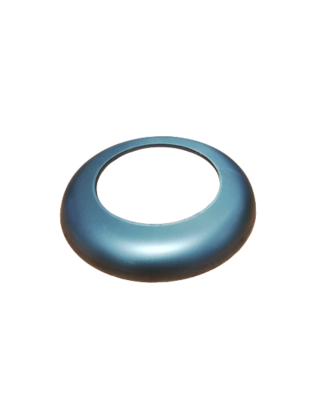 Rozeta maskująca do rur ( maskownica rury ) Ø 60mm x Ø 100mm  ≠ 2.5mm - surowa