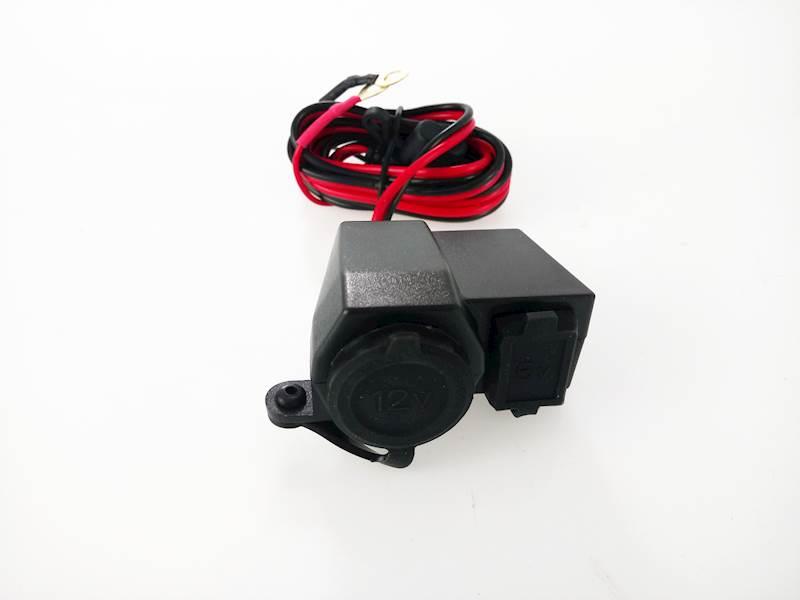 Gniazdo zapalniczki z USB