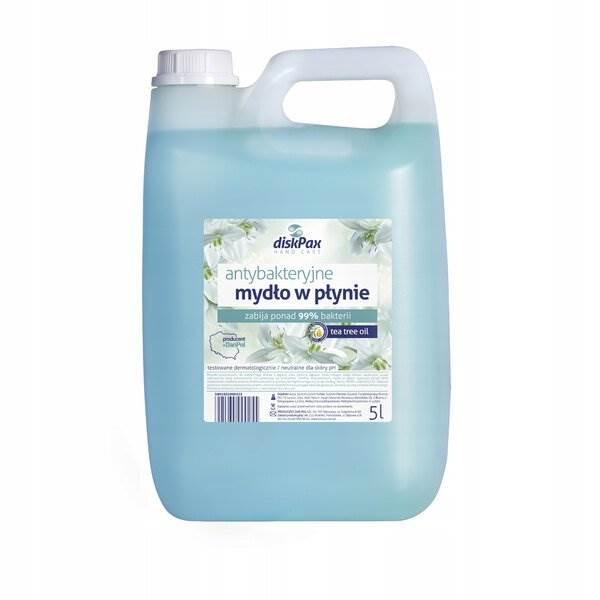 Płyn antybakteryjny mydło 5L