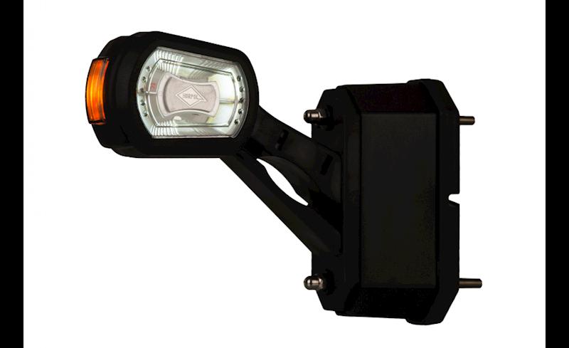 Lampa obrysowa z czujnkiem cofania LDCC 2725 Prawa