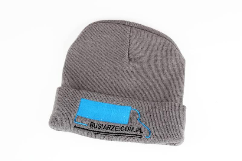 Czapka Busiarze zimowa