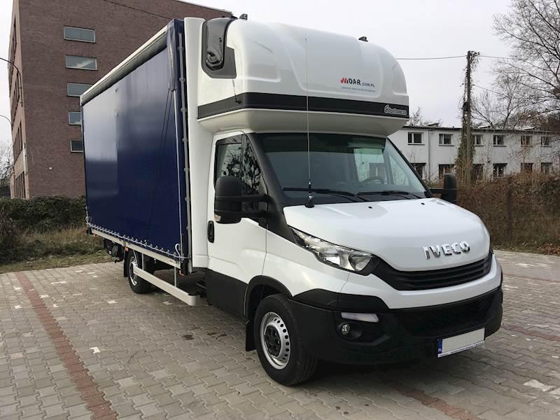 Iveco Daily 35s18 furgon Backsleeper