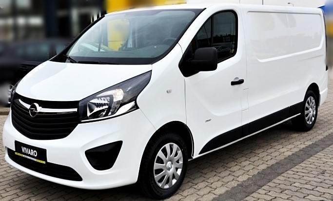 Opel Vivaro furgon