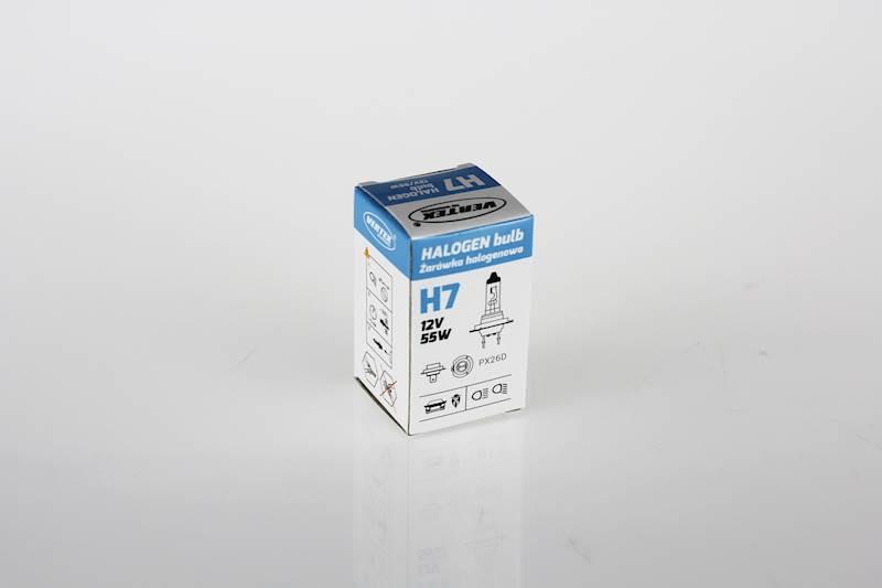 zarówka halogenowa H7