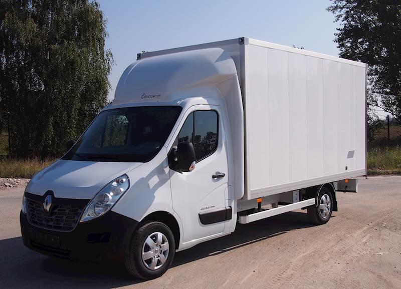 Renault Master kontener chłodnia