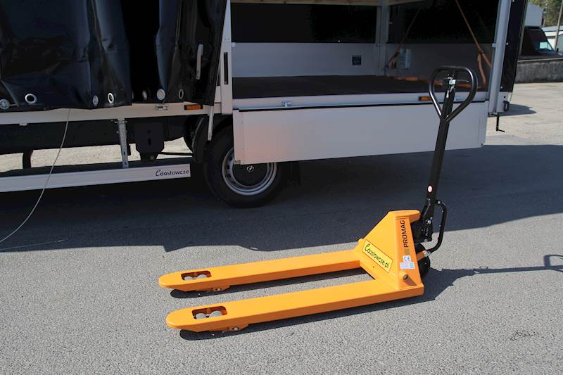 Wózek paletowy 115cm