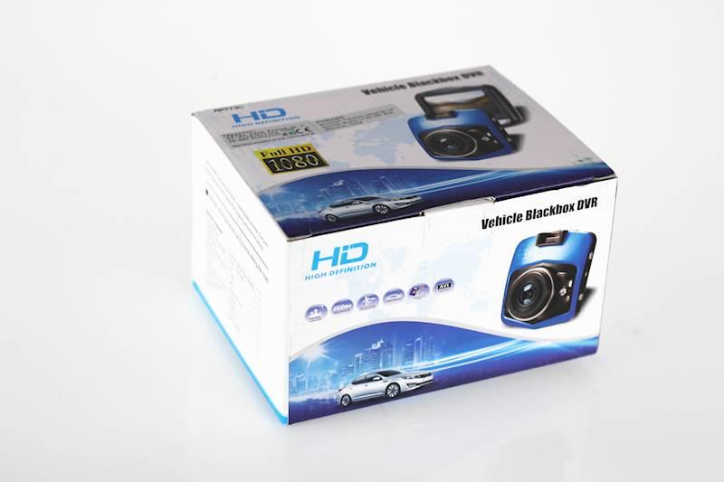 Wideorejestrator samochodowy hd