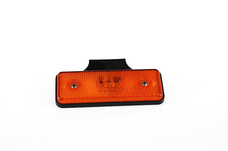 Lampa obrysowa 2x LED pom
