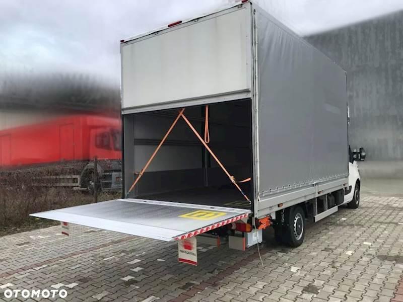 Renault Master z sypialnią na dachu 9 EP + Winda