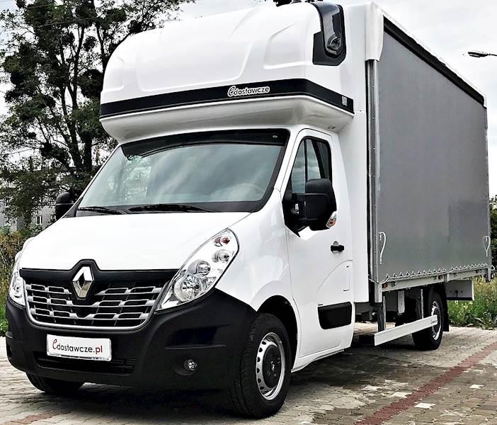 Renault Master Kabina sypialna XL na dachu 10ep