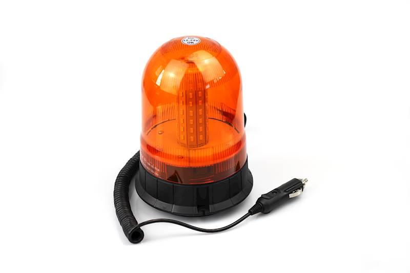 Lampa ostrzegawcza kogut led na magnes
