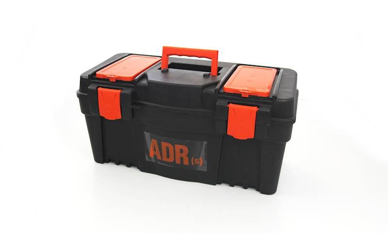 Zestaw ADR z wyposażeniem