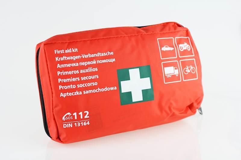 Apteczka pierwszej pomocy DIN13164