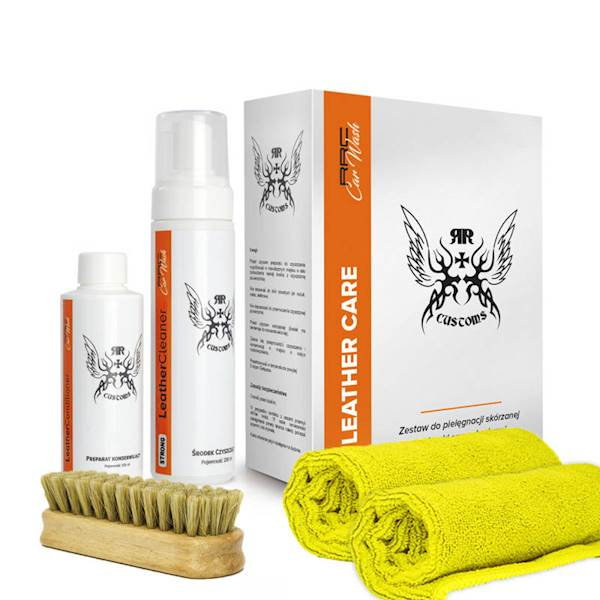 RRC BOX LEATHER CLEANER SOFT