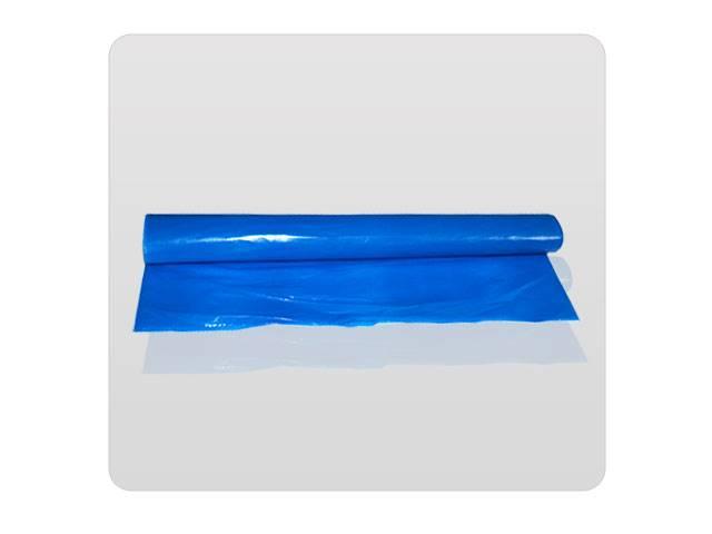 Worki sanitarne HD 70x110 /33my/ niebieskie a'50szt