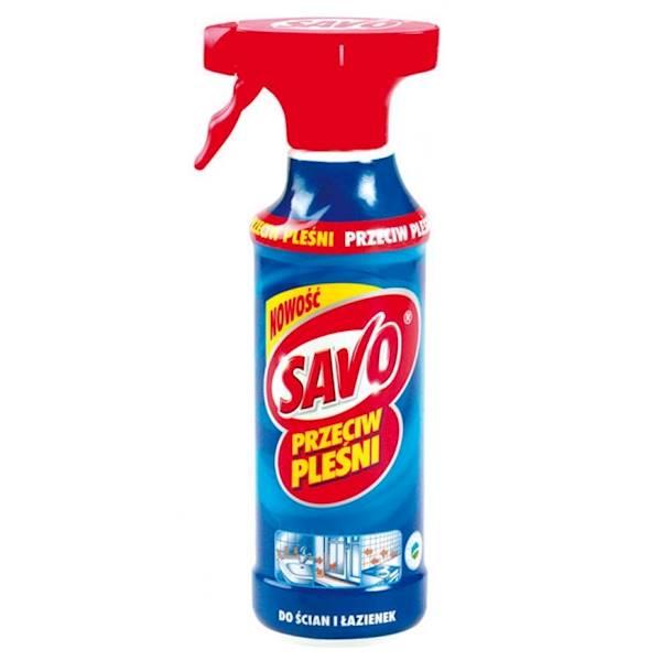 Śr.SAVO spray przeciw pleśni 500ml