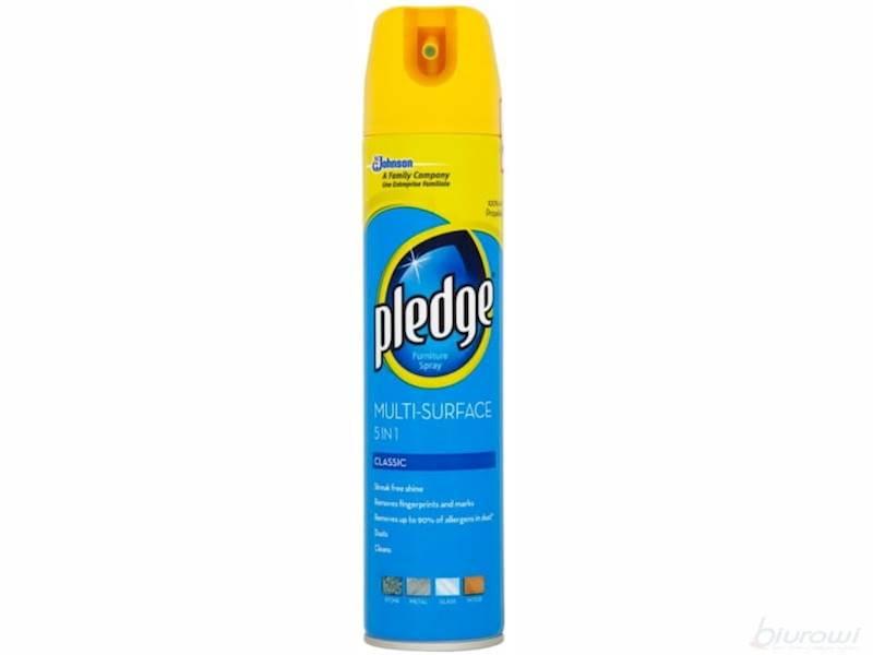 Śr.PLEDGE spray 250ml