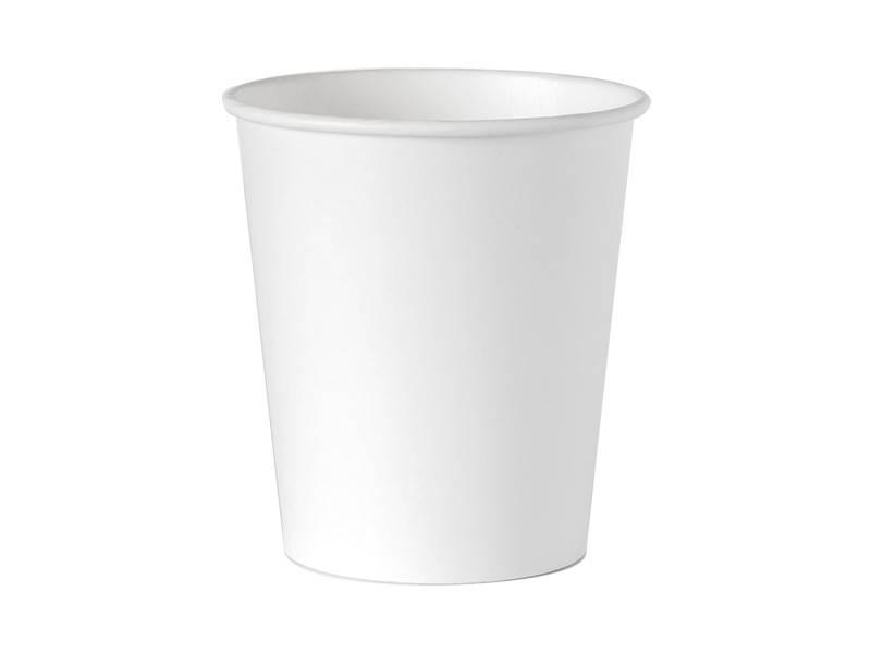 KUBEK COFFE 180ml BIAŁY 100SZT