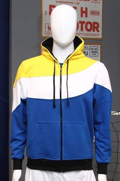 Bluza - Trójkolorowa XL