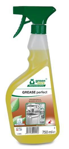 EKOLOGICZNY ŚRODEK CZYSZCZĄCY GREEN CARE GREASE PERFECT TANA 750ML