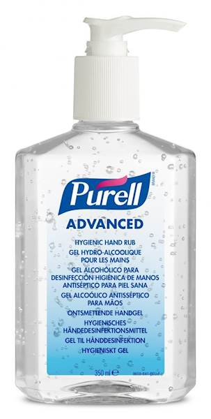 PURELL ŻEL DO DEZ DŁONI 500ml z pompką