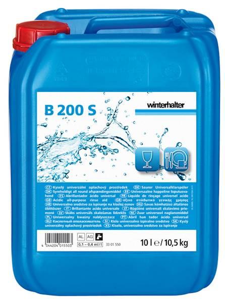 PŁYN NABŁYSZCZAJĄCY WINTERHALTER B 200 S 10L