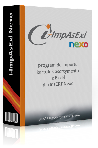 i-ImpAsExl nexo • licencja na 12 miesięcy