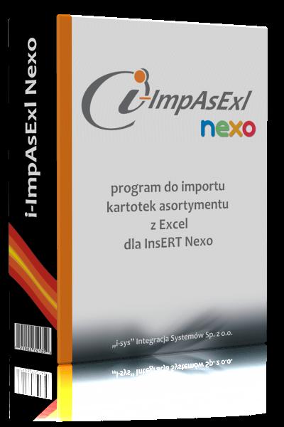 i-ImpAsExl nexo • licencja na 3 miesiące