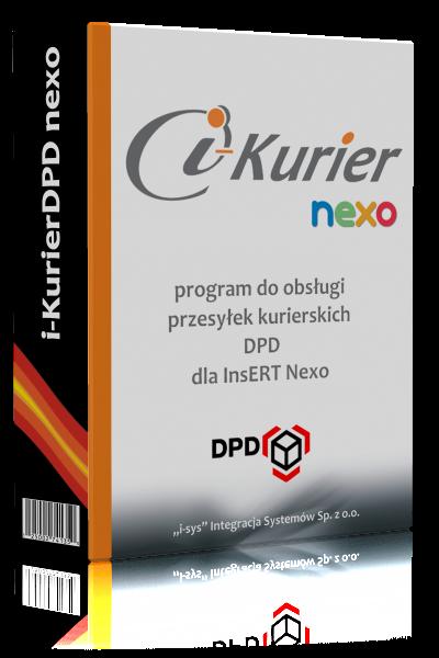 i-KurierDPD nexo • licencja na 3 miesiące