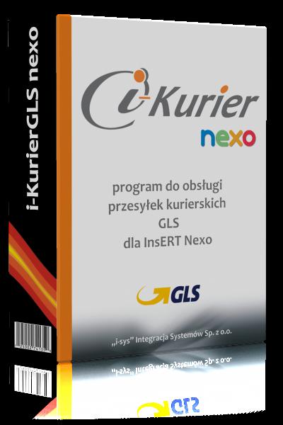 i-KurierGLS nexo • licencja na 12 miesięcy