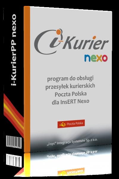 i-KurierPP nexo • licencja na 12 miesięcy
