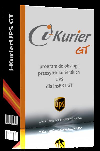 i-KurierUPS GT • licencja na 6 miesięcy