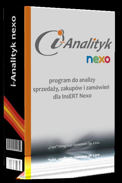i-Analityk nexo • 6 miesięcy
