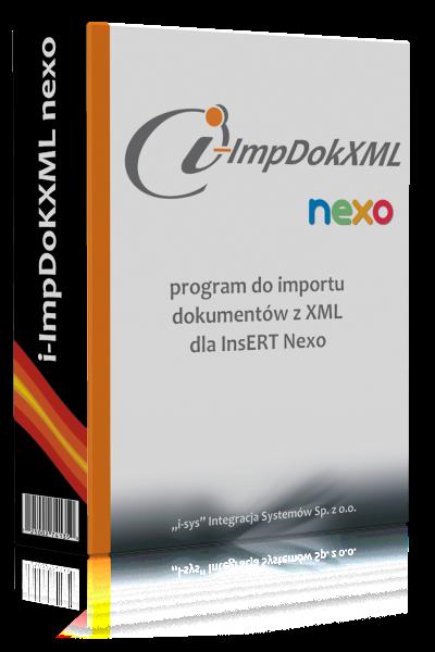 i-ImpDokXML nexo • Licencja na: 3 miesiące