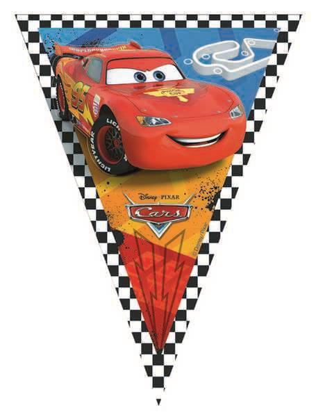 """GODAN-BANNER """"CARS 3"""""""