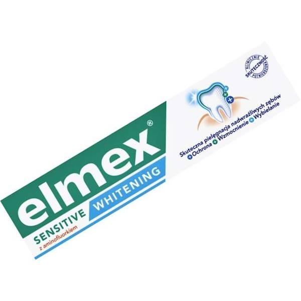 COLGAT-ELMEX 75ML PASTA SENSITIVE WHITENING