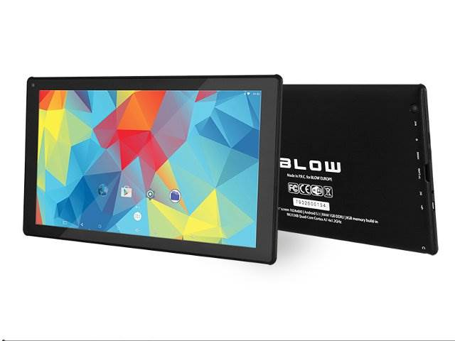 TABLET BLOW BlackTAB10 - 79-022