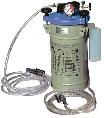 Zbiornik ciśnieniowy-10 kg na dwa wyjścia