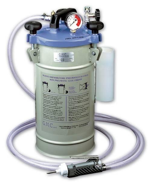 Zbiornik ciśnieniowy na klej/Feeder for glue 10kg