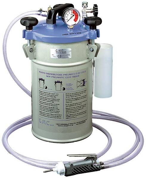 Zbiornik ciśnieniowy na klej 5kg
